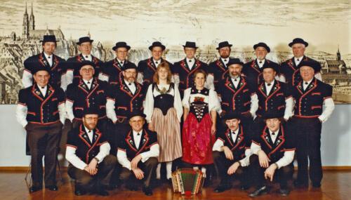 1987 50 Jahre Jodlerclub Echo Basel