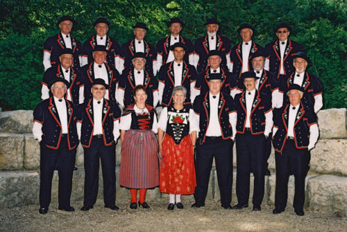 NWS Jodlerfest Grenchen 2004