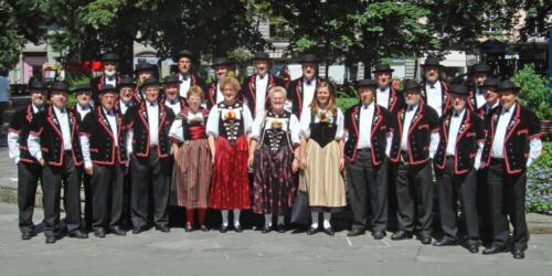 Eidg. Jodlerfest Luzern 2008