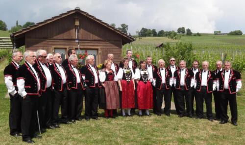 Aktiv Ausflug Hallau 2011