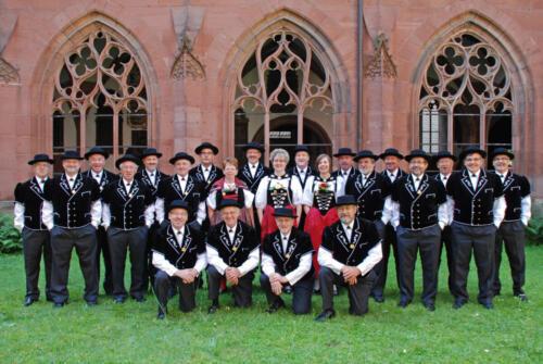 2012 75 Jahre Jodlerclub Echo Basel